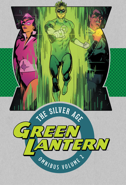 Green Lantern: The Silver Age Omnibus Vol. 2 the silver chair