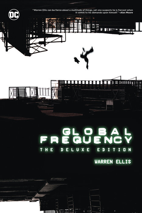 Global Frequency: The Deluxe Edition the shred of betrayal