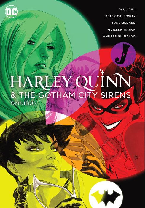 Harley Quinn & the Gotham City Sirens Omnibus villains omnibus