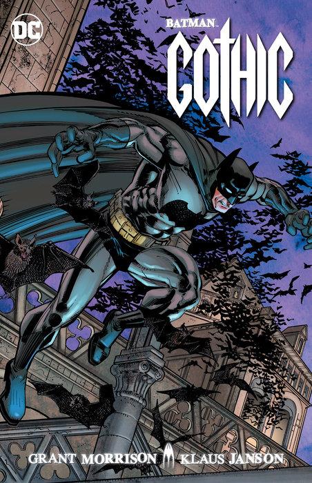 Batman: Gothic (New Edition) the whisper