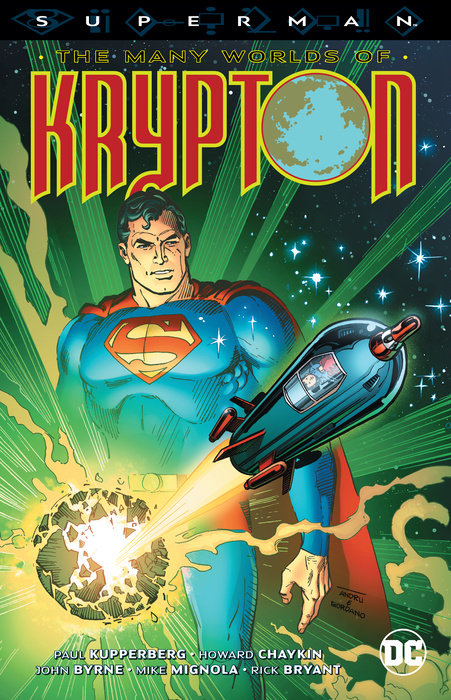 Superman: The Many Worlds of Krypton the destruction of tilted arc – documents