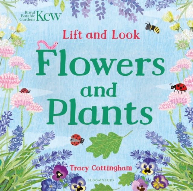 Kew: Lift and Look Flowers and Plants spring in the garden flowers and seedlings