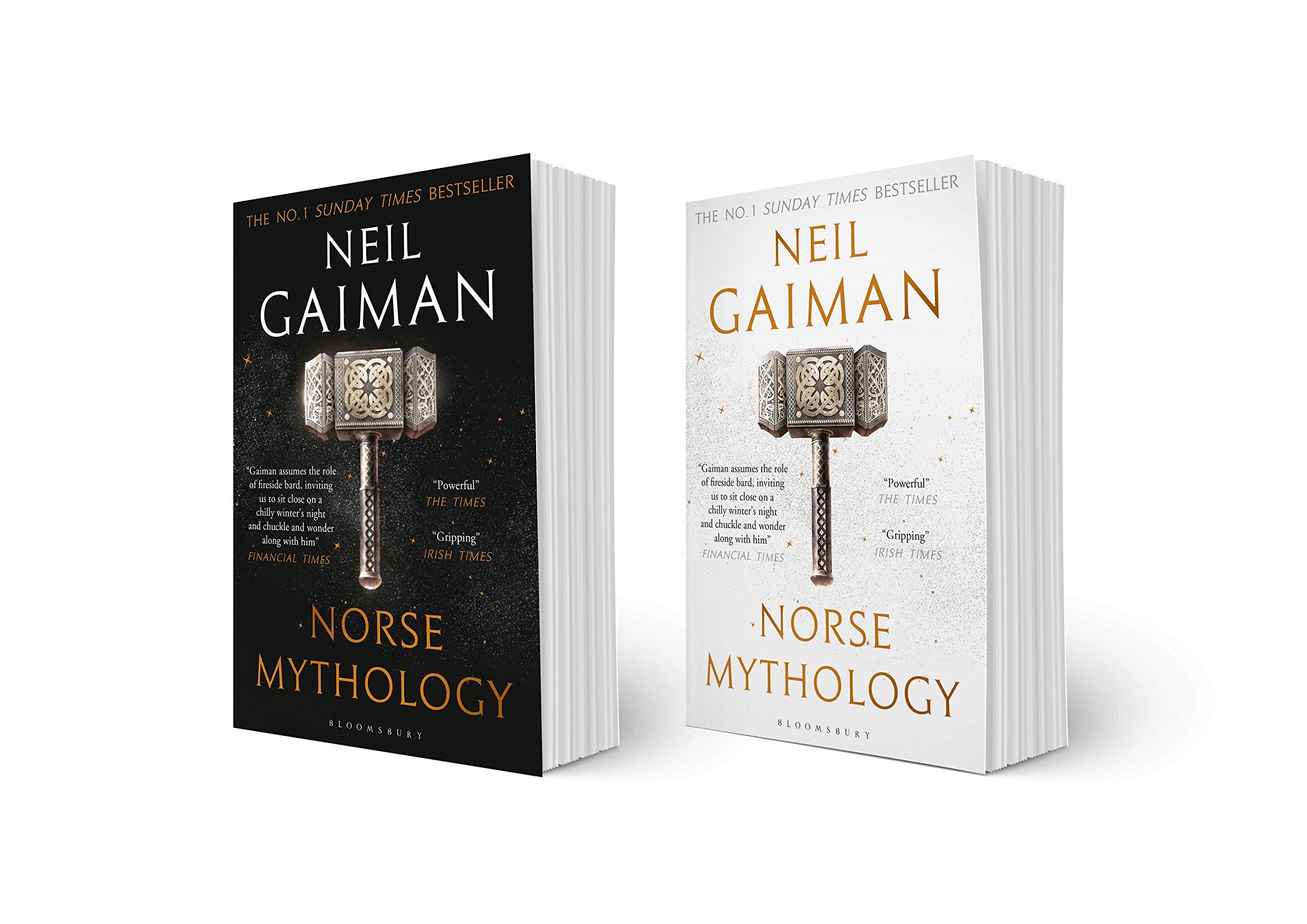 Norse Mythology gaiman m interworld gaiman neil
