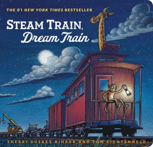 Steam Train, Dream Train cd dream theater train of thought