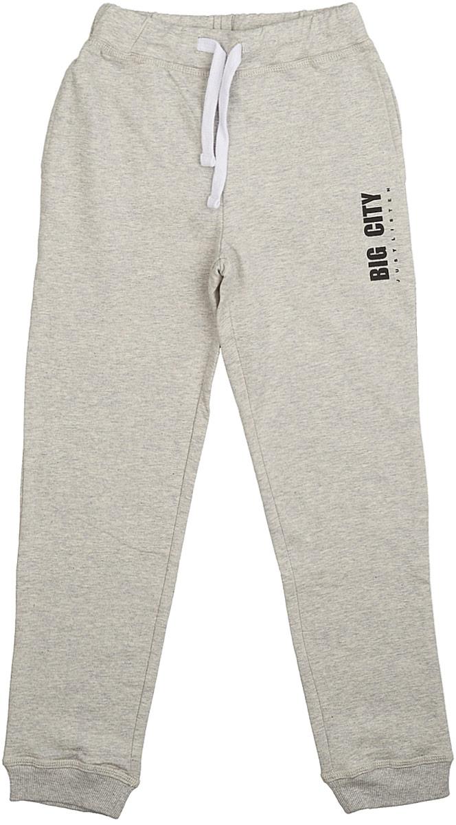 Брюки для мальчика Frutto Rosso, цвет: светло-серый меланж. FRB72141. Размер 146 брюки джинсы и штанишки frutto rosso брюки для девочки