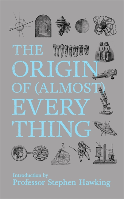 New Scientist: The Origin of (almost) Everything darwin ch on the origin of species