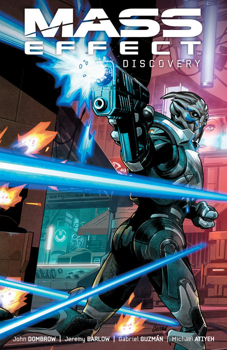 Mass Effect: Discovery how to be a young writer