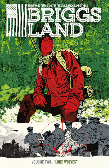 Briggs Land Volume 2: Lone Wolves humiliated and insulted