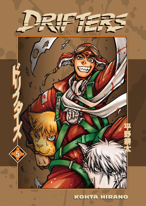 Drifters Volume 5 baltimore volume 6 the cult of the red king