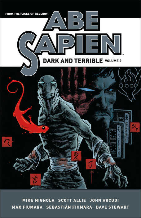 Abe Sapien: Dark and Terrible Volume 2 b p r d hell on earth volume 6 the return of the master