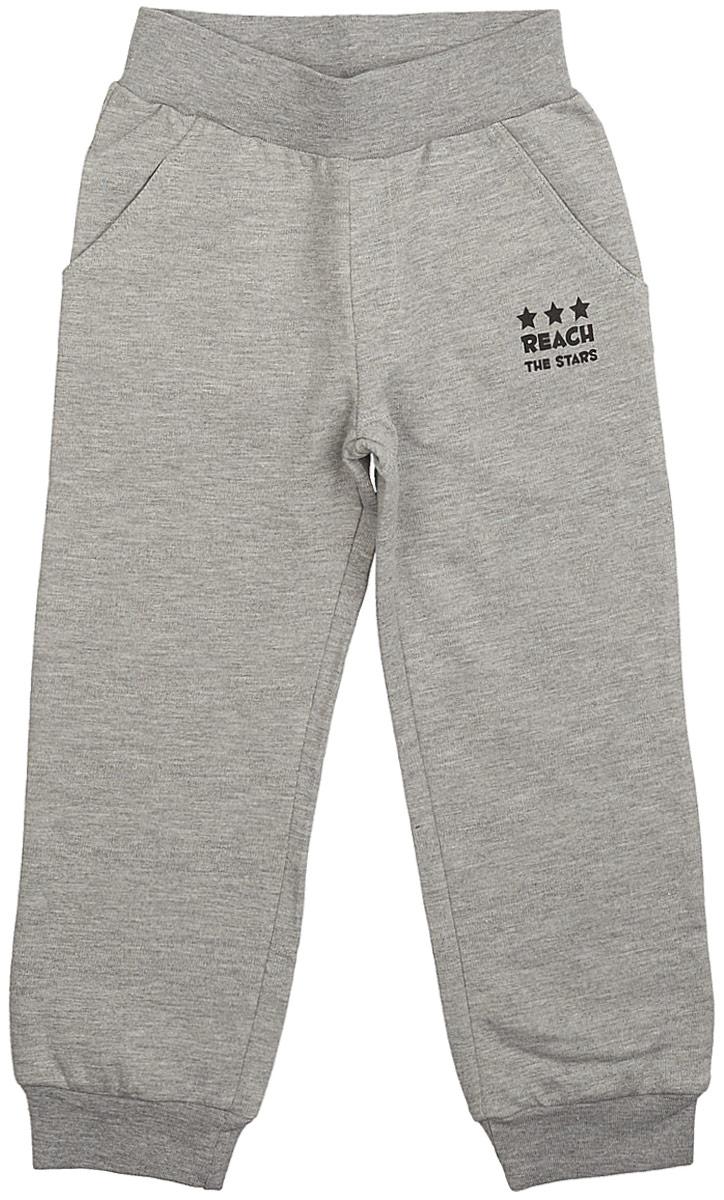 Брюки для мальчика Frutto Rosso, цвет: темно-серый меланж. FRB72111. Размер 98 брюки джинсы и штанишки frutto rosso брюки для девочки