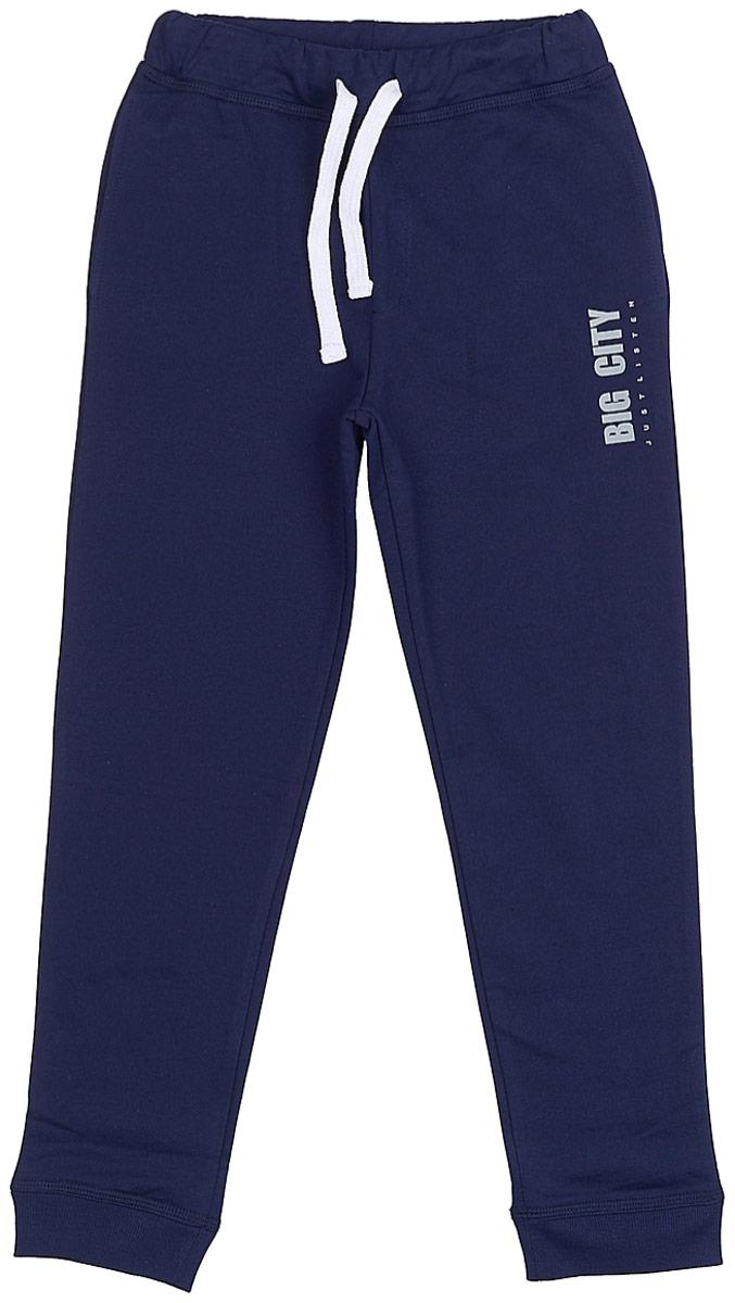 Брюки для мальчика Frutto Rosso, цвет: темно-синий. FRB72141. Размер 146 брюки джинсы и штанишки frutto rosso брюки для девочки