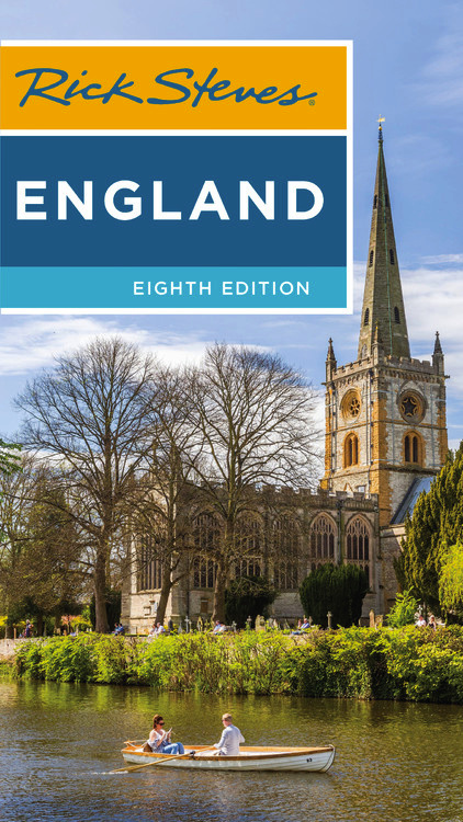 Rick Steves England (Eighth Edition) avon