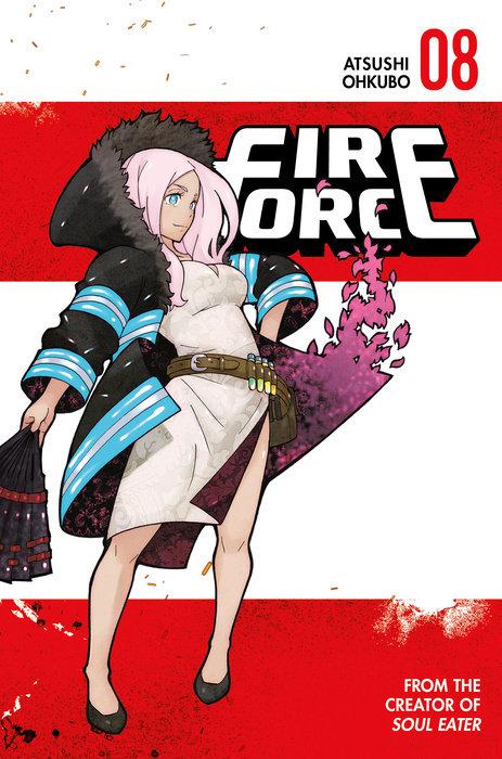 Fire Force 8 fire force 1