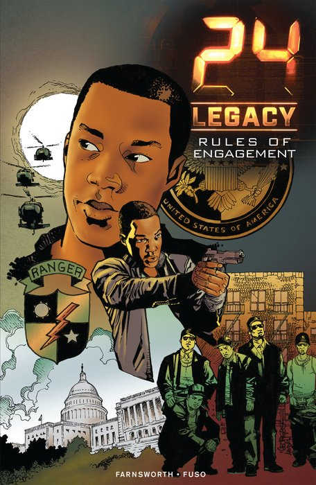 24: Legacy: Rules of Engagement who is a leader