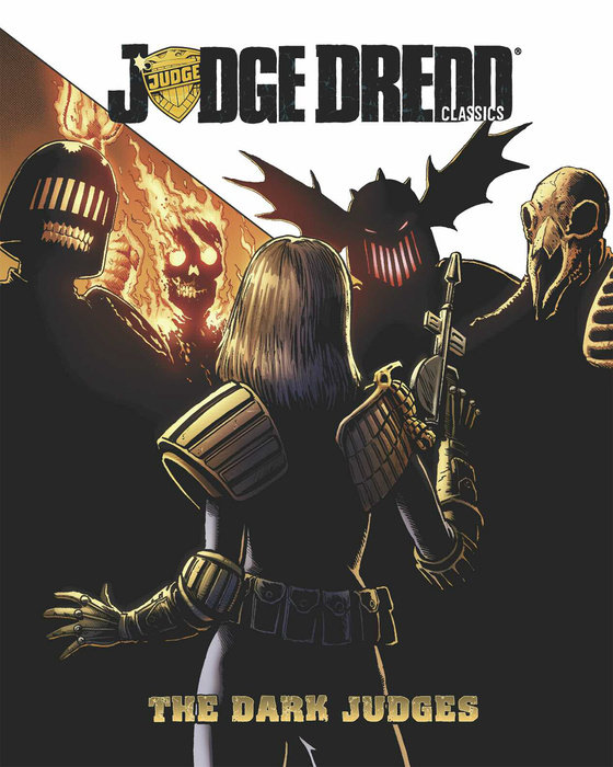 Judge Dredd: The Dar...