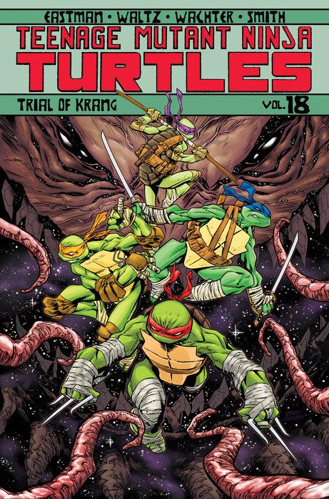 Teenage Mutant Ninja Turtles Volume 18: Trial of Krang видеоигра для xbox one teenage mutant ninja turtles mutants in manhattan