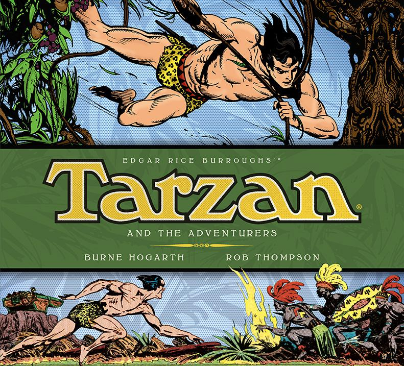 Tarzan - And the Adventurers (Vol. 5) the malloreon volume two