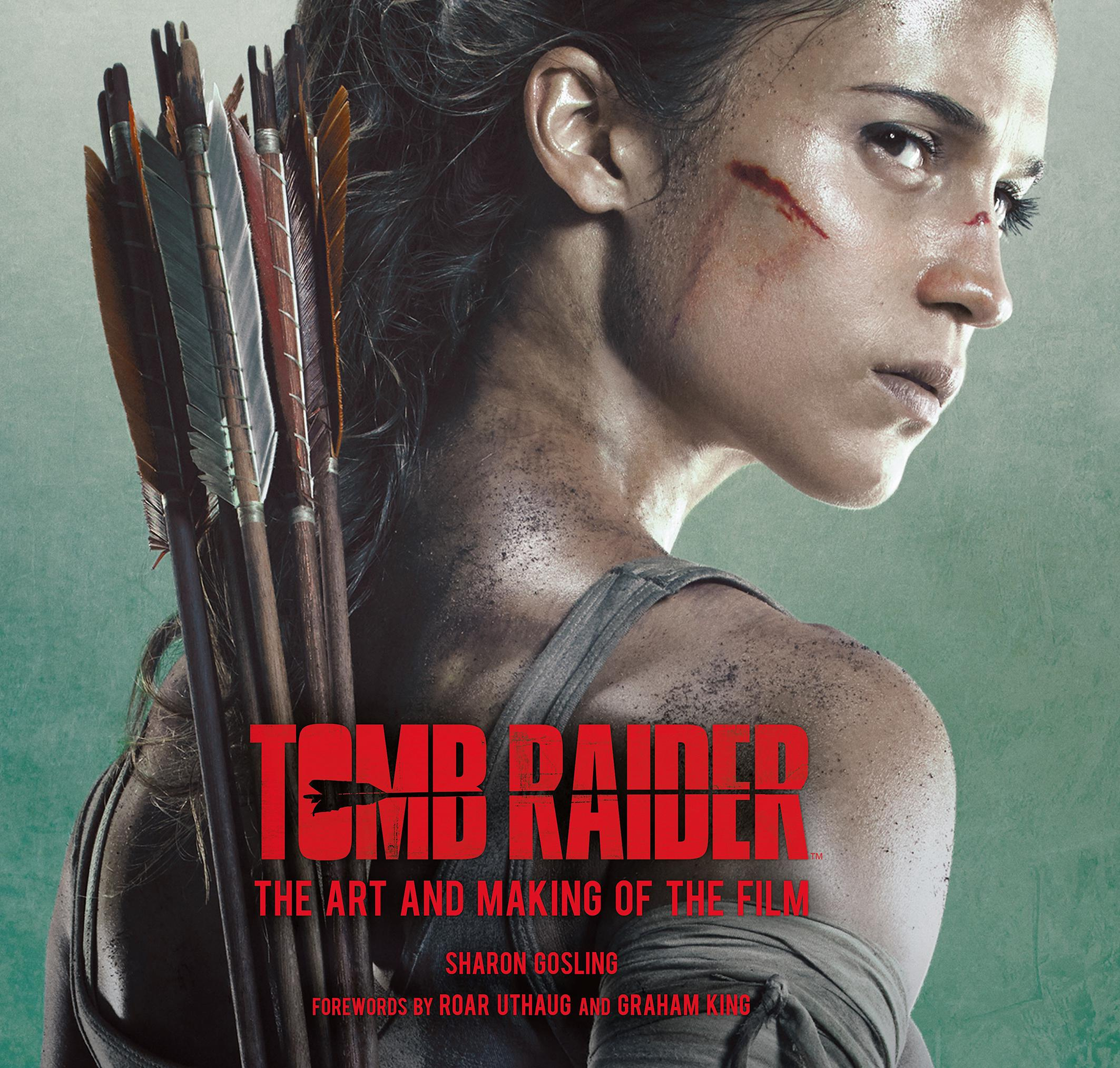 Tomb Raider: The Art and Making of the Film видеоигра для ps4 rise of the tomb raider