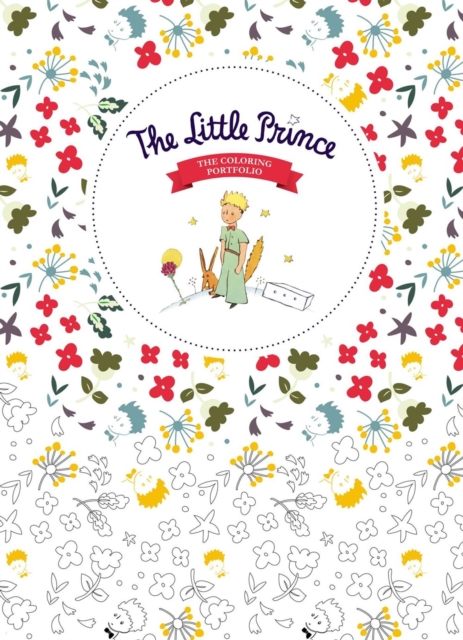 The Little Prince Coloring Book толстовка детская the little prince wy013 2015