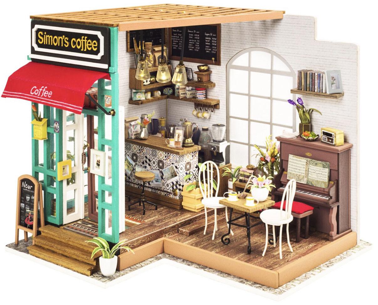 Набор для изготовления игрушки Цветной Любимая кофейня