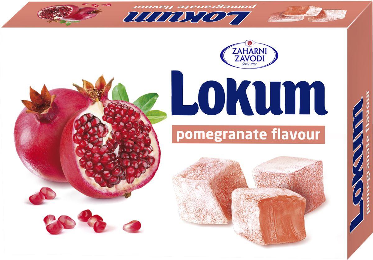 Zaharni Лукум со вкусом граната, 140 г7.25.17Нежный вкус и аромат граната не оставит равнодушным даже самого взыскательного покупателя.