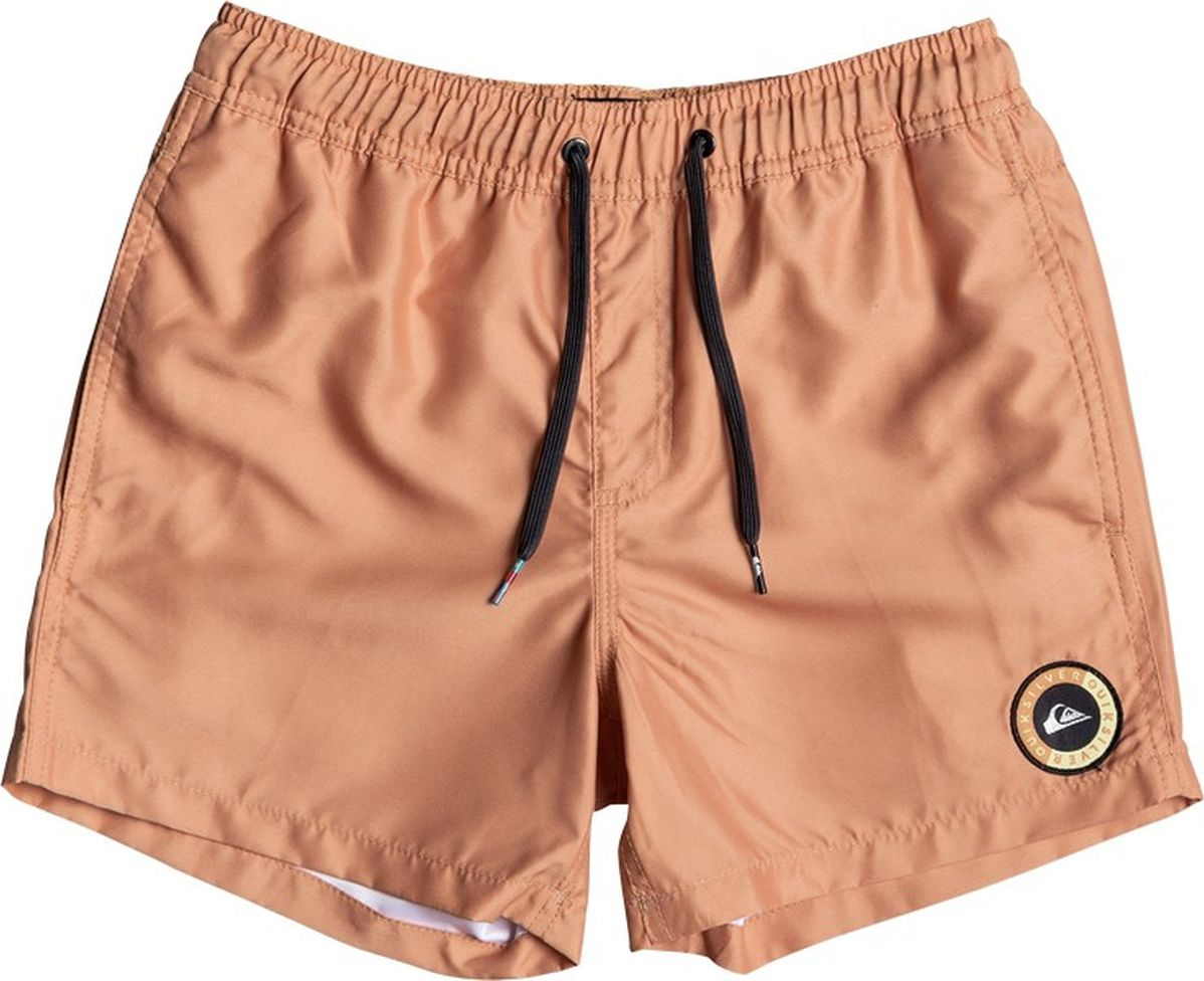 Шорты для мальчика Quiksilver, цвет: оранжевый. EQBJV03141-NHJ0. Размер 134/140 свитшот quiksilver quiksilver qu192ebpew61