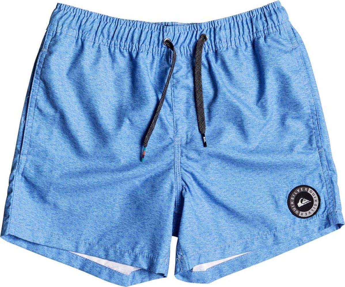 Шорты для мальчика Quiksilver, цвет: синий. EQBJV03141-BPR0. Размер 164/170