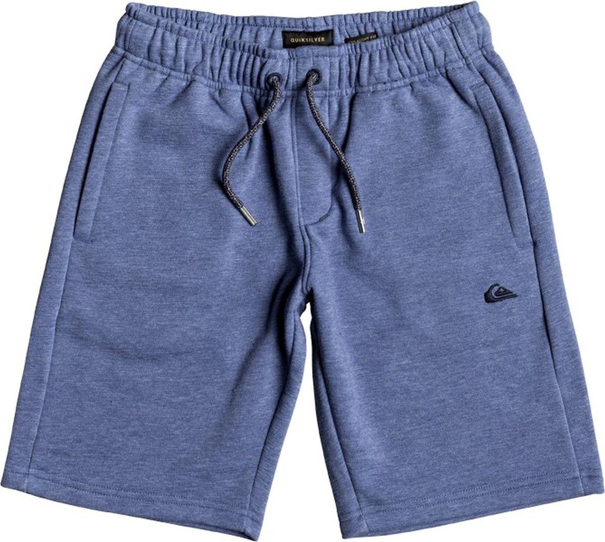 Шорты для мальчика Quiksilver, цвет: синий. EQBFB03034-BPC0. Размер 128/134 свитшот quiksilver quiksilver qu192ebpew61