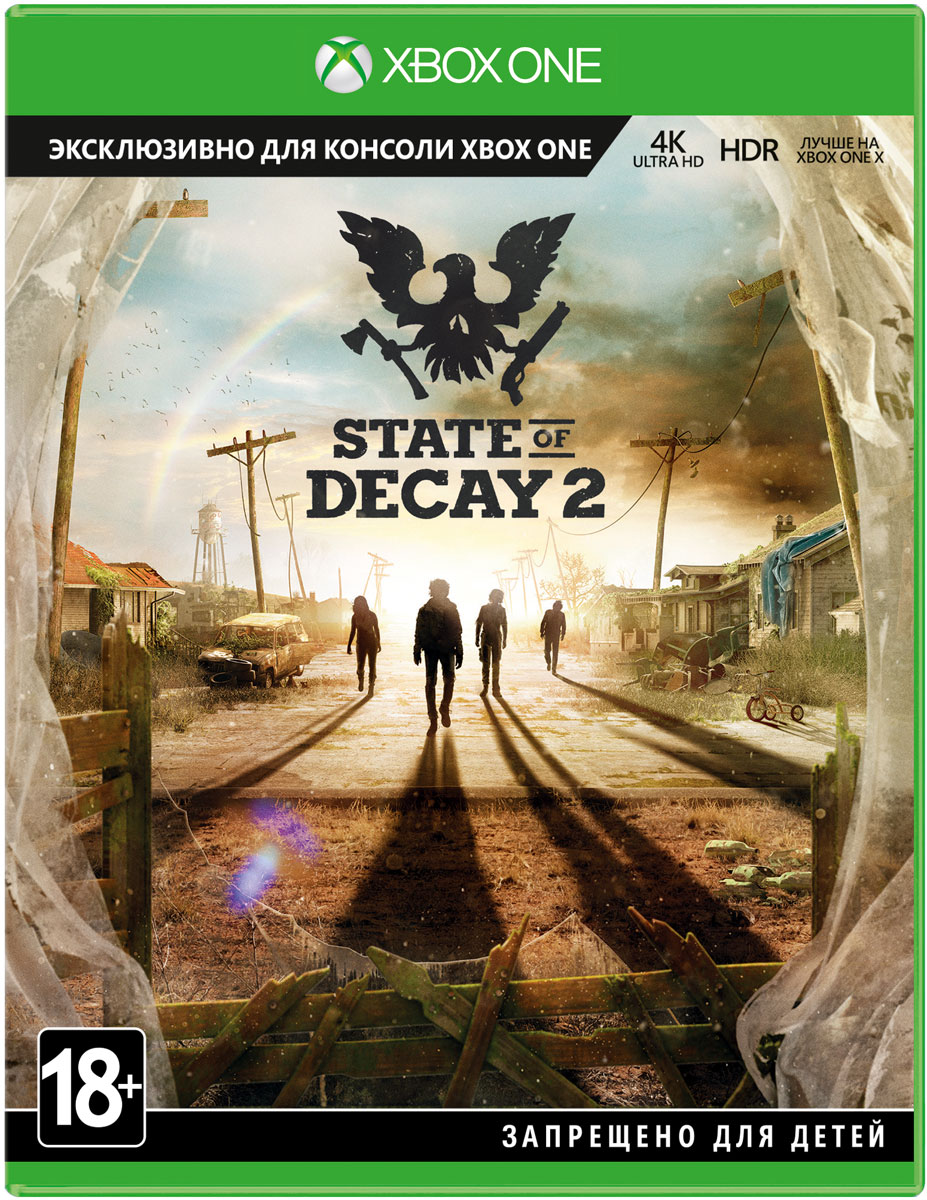 Zakazat.ru State of Decay 2 (Xbox One)