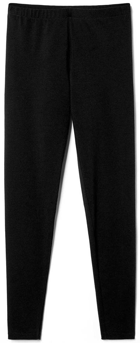 Леггинсы женские United Colors of Benetton, цвет: черный. 3P4ZP0348_100. Размер M (44/46)