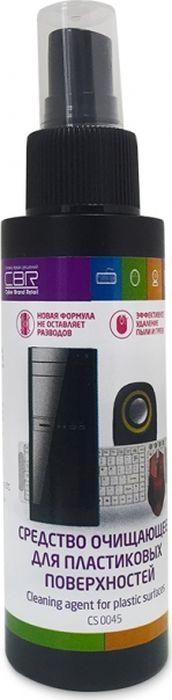 CBR CS 0045 спрей очищающий для пластиковых поверхностей, 100 мл