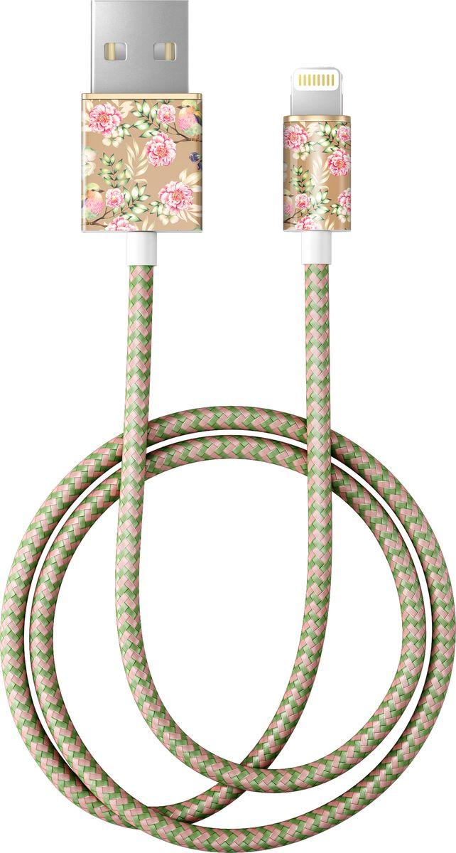 iDeal IDFCL-65 кабель USB - Lightning (1 м) литвинова а литвинов с ideal жертвы