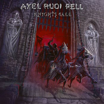 Аксель Руди Пелл Axel Rudi Pell. Knights Call рубашка fore axel