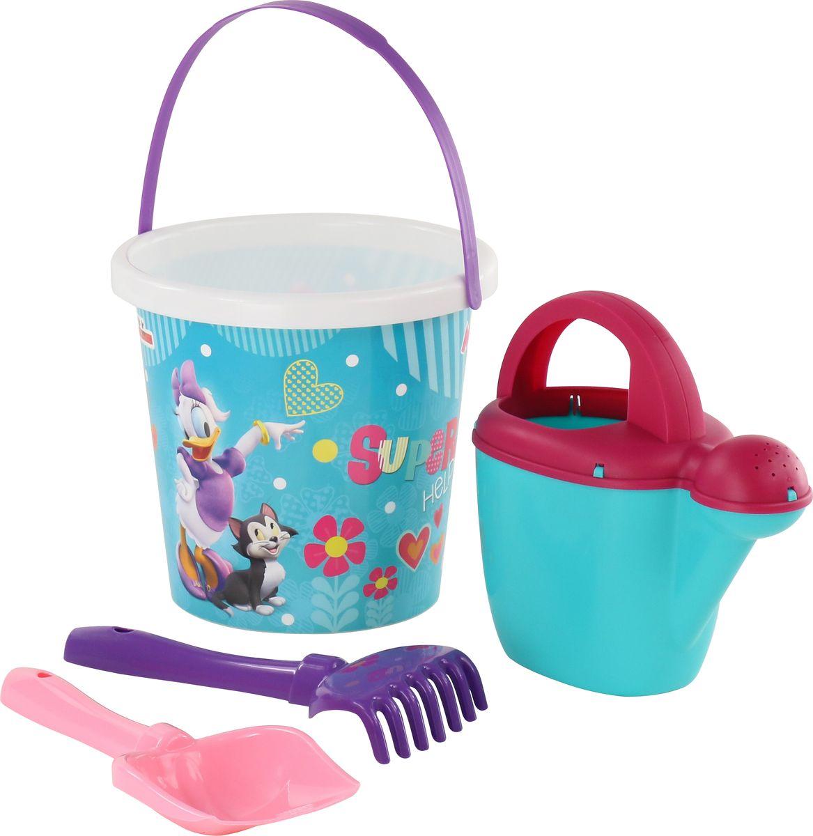 Disney Набор игрушек для песочницы Минни №9 hemar набор для песочницы авто ptys 9 предметов
