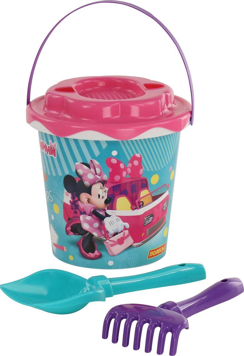 Disney Набор игрушек для песочницы Минни №11 сумка dkny dkny dk001bwuab42