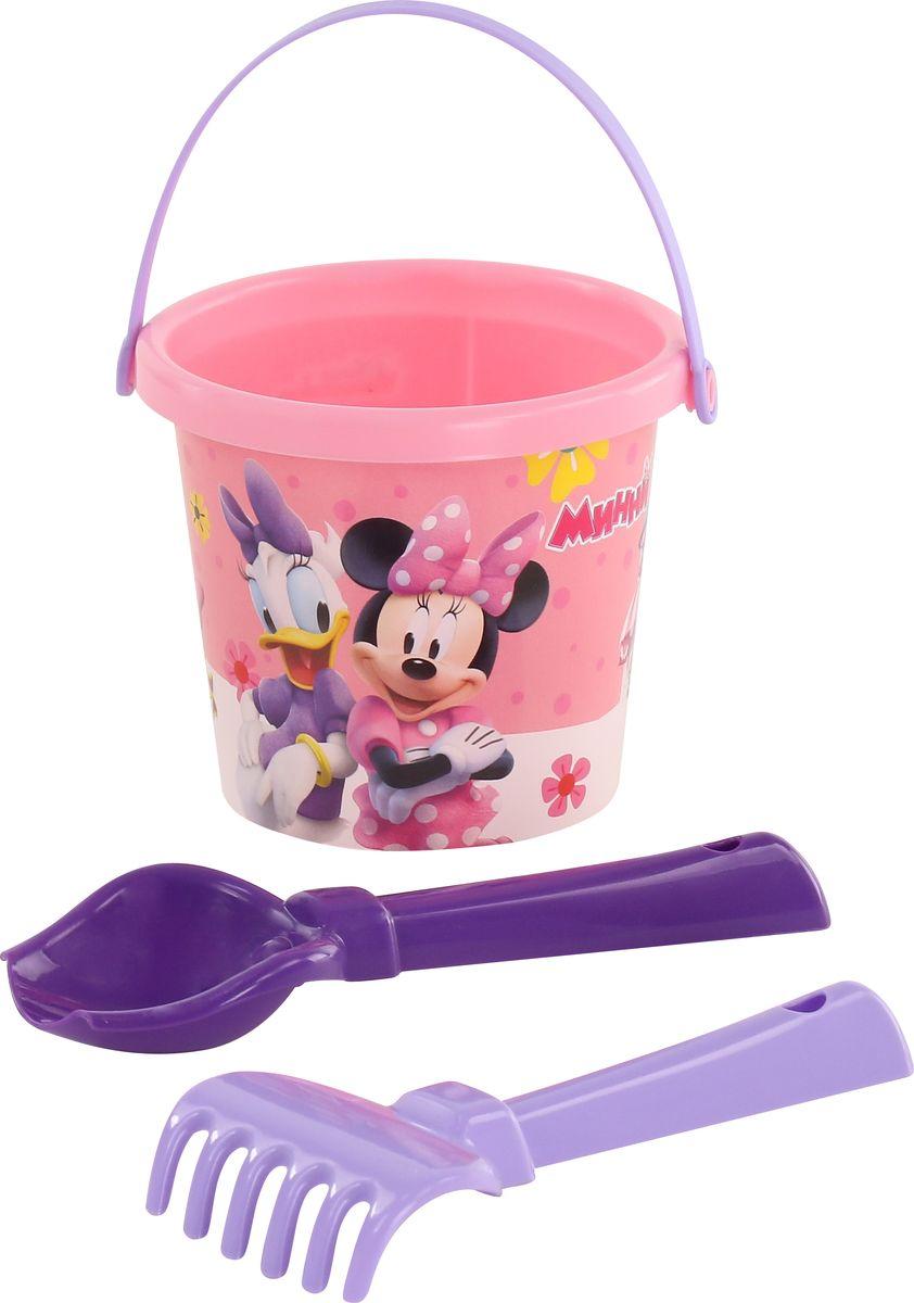Disney Набор игрушек для песочницы Минни №1 marvel набор игрушек для песочницы софия прекрасная 1