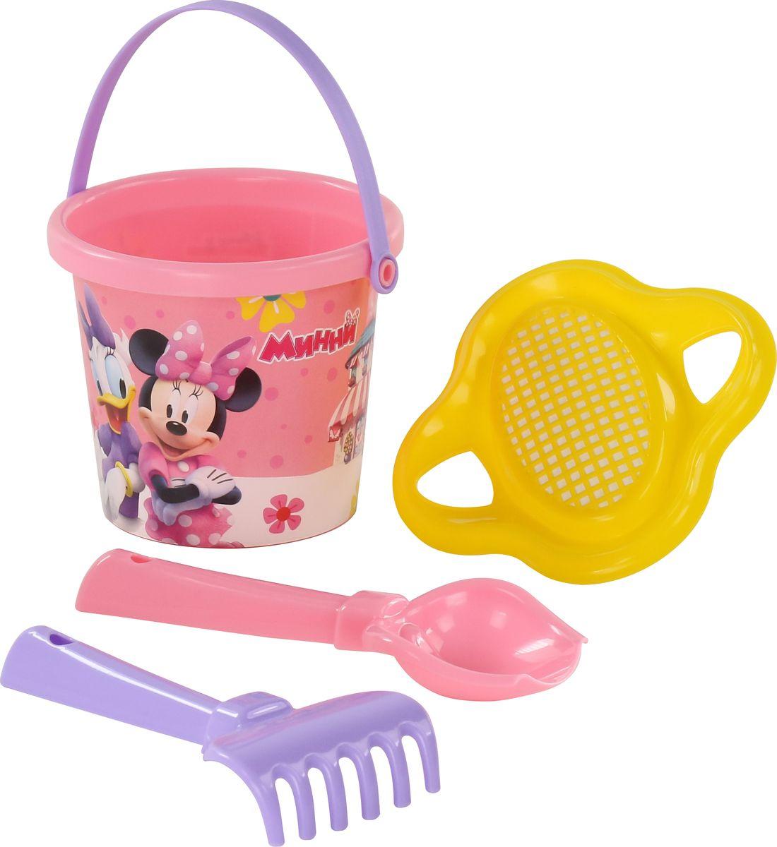 все цены на Disney Набор игрушек для песочницы Минни №2