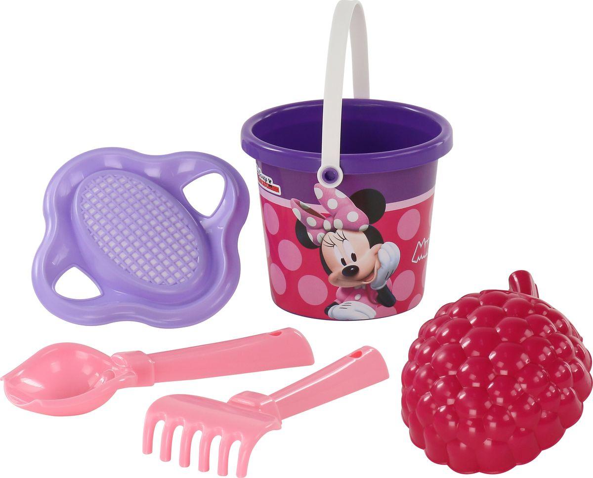 Disney Набор игрушек для песочницы Минни №3