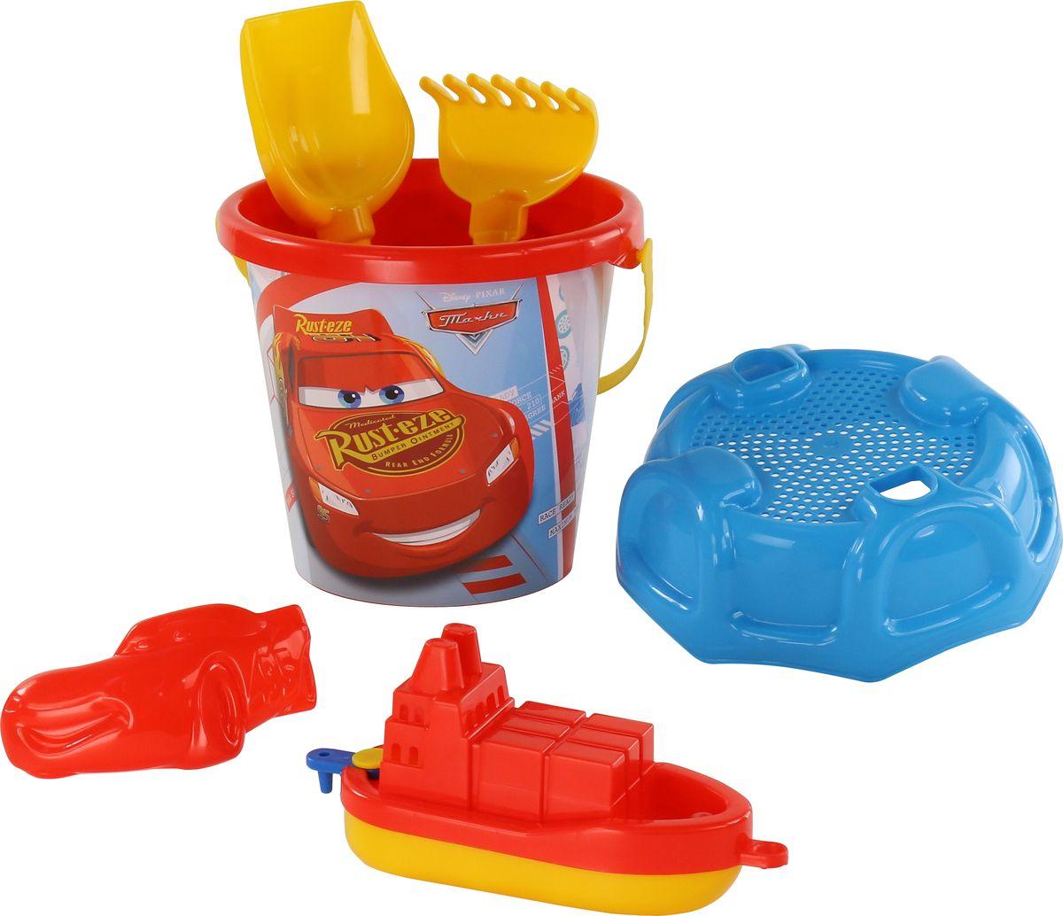 Disney / Pixar Набор игрушек для песочницы Тачки №26 шахова а ред disney pixar тачки коллекция наклеек