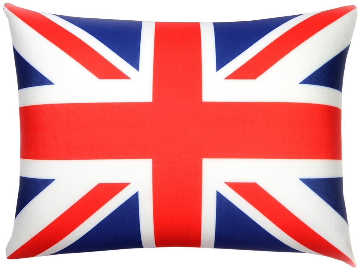Подушка антистрессовая Штучки, к которым тянутся ручки Флаги. Британия, цвет: красный, 40 x 30 см16асп34ив-5Антистрессовая подушка из эластичного трикотажа с наполнителем из вспененного полистирола. Мягкий и приятный на ощупь материал, наполнитель вспененный полистирол - абсолютно безопасный и гипоаллергенный. Подушка - антистресс станет идеальным подарком для любого вашего знакомого, независимо от возраста! Размер 40*30 см.