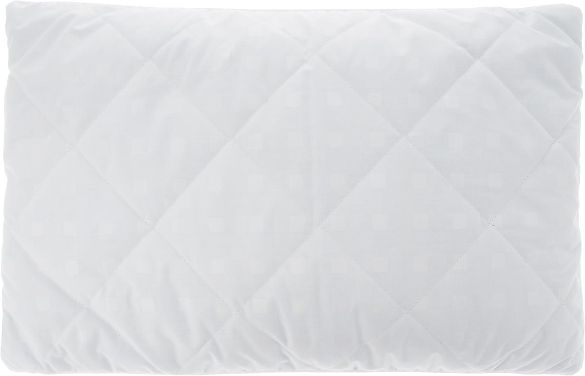 Подушка Bio-Teхtiles Очарование, наполнитель: искусственный лебяжий пух, цвет: белый, 40 х 60 см биойогурт bio баланс злаки 1 5%