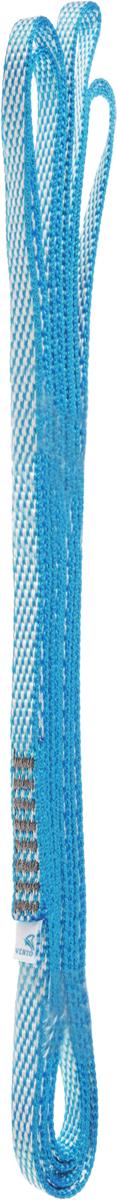 Петля стационная Vento Экстра, стропа Dyneema 13 мм, цвет: голубой, длина 100 см