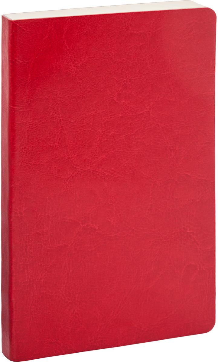 Hatber Бизнес-блокнот Лайт Sarif 128 листов в клетку цвет красный 44286 блокнот не трогай мой блокнот а5 144 стр