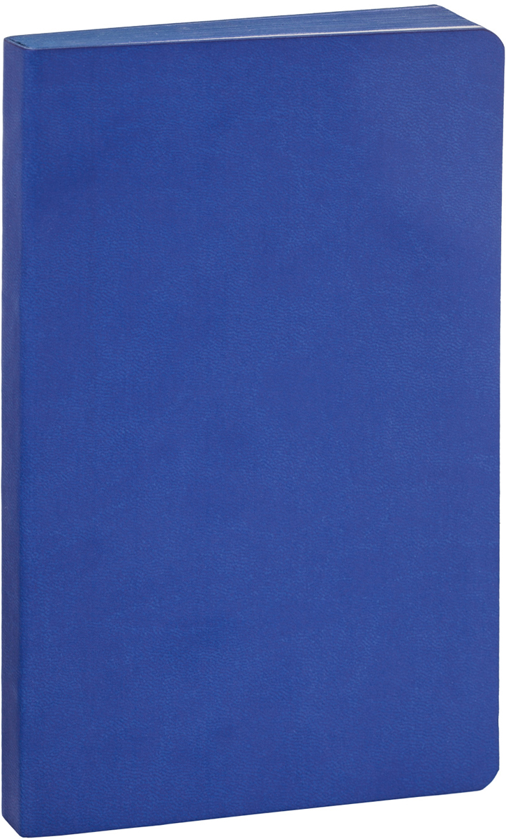 Hatber Бизнес-блокнот Лайт Vivella 128 листов в клетку цвет синий 44287 блокнот не трогай мой блокнот а5 144 стр