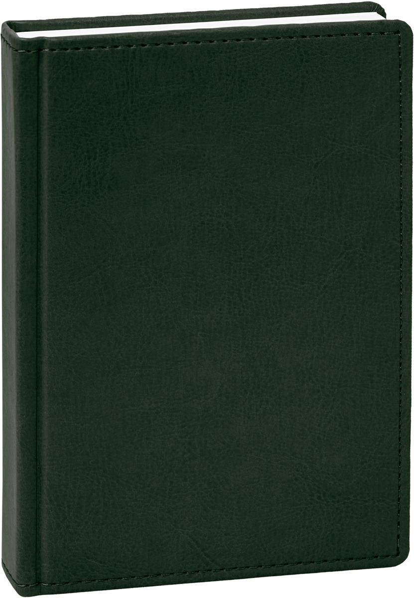 Hatber Ежедневник Sarif Classic недатированный 176 листов цвет зеленый формат А648112Недатированный ежедневник Sarif Classic - неотъемлемый атрибут любого современногоделового человека. Настольный ежедневник позволит систематизировать входящуюинформацию и оптимизировать график встреч, не отходя от рабочего места.Материал обложки - качественный заменитель кожи, уплотненный поролоном, по краю -декоративная прострочка. Недатированный блок ежедневника не ограничен по сроку годности,его можно использовать на протяжении нескольких лет без привязки к году. Первая страницапредназначена для заполнения личной информации пользователя.На последних страницах ежедневника расположена телефонная книга и пустые страницы длязаметок. Ежедневник надежно скреплен сшитым переплетом.Ежедневник Sarif Classic станет стильным и практичным аксессуаром, и займет достойное местона вашем рабочем столе.