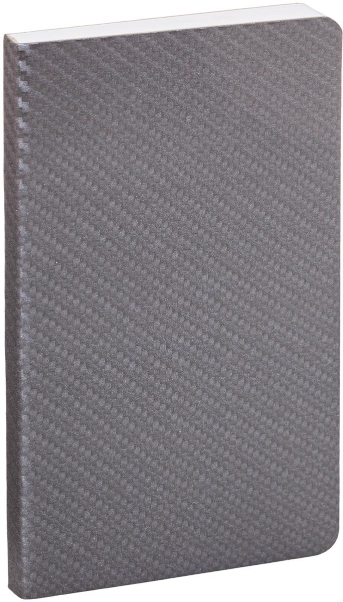 Фото Hatber Бизнес-блокнот Лайт Grafite 72 листа в линейку цвет серый 44348