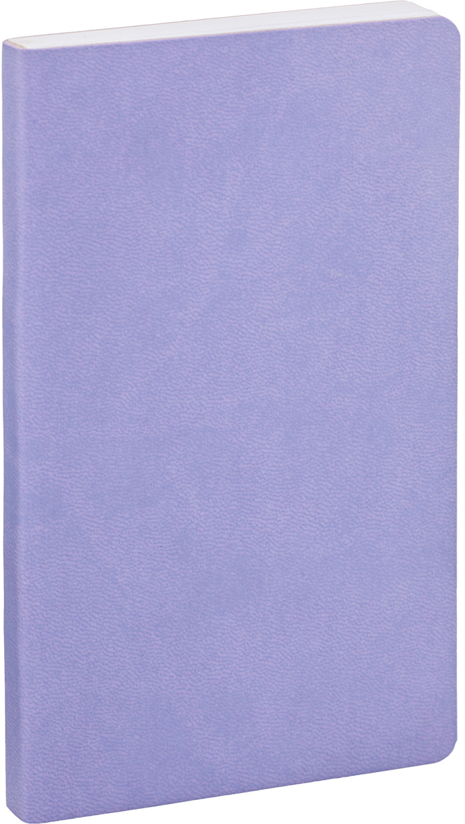 Hatber Бизнес-блокнот Лайт Vivella 128 листов в клетку цвет сиреневый 44290 блокнот не трогай мой блокнот а5 144 стр