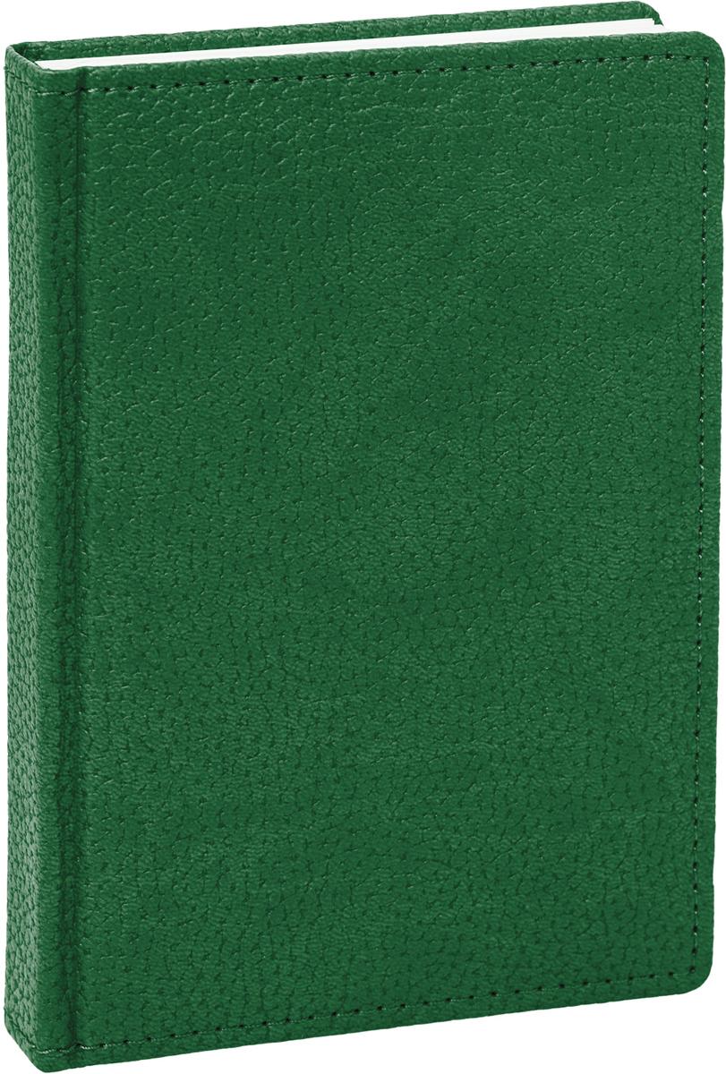 Hatber Ежедневник Armonia Elefant недатированный 176 листов цвет зеленый формат А648084Недатированный ежедневник Armonia Elefant - неотъемлемый атрибут любого современногоделового человека. Настольный ежедневник позволит систематизировать входящуюинформацию и оптимизировать график встреч, не отходя от рабочего места.Материал обложки - качественный заменитель кожи, уплотненный поролоном, по краю -декоративная прострочка. Недатированный блок ежедневника не ограничен по сроку годности,его можно использовать на протяжении нескольких лет без привязки к году. Первая страницапредназначена для заполнения личной информации пользователя.На последних страницах ежедневника расположена телефонная книга и пустые страницы длязаметок. Ежедневник надежно скреплен сшитым переплетом.Ежедневник Armonia Elefant станет стильным и практичным аксессуаром, и займет достойноеместо на вашем рабочем столе.