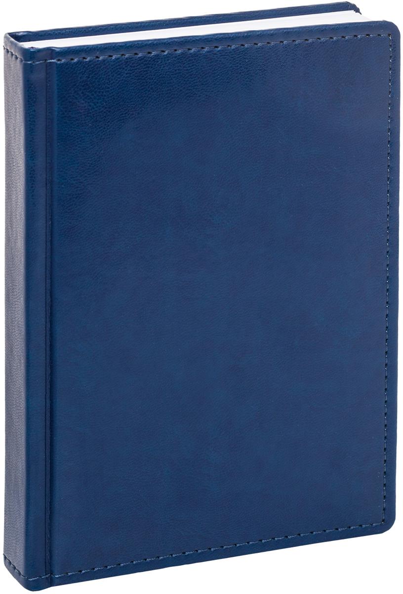 Hatber Ежедневник Caprice Prestige недатированный 176 листов цвет синий формат А648099Недатированный ежедневник Caprice Prestige - неотъемлемый атрибут любого современногоделового человека. Настольный ежедневник позволит систематизировать входящуюинформацию и оптимизировать график встреч, не отходя от рабочего места.Материал обложки - качественный заменитель кожи, уплотненный поролоном, по краю -декоративная прострочка. Недатированный блок ежедневника не ограничен по сроку годности,его можно использовать на протяжении нескольких лет без привязки к году. Первая страницапредназначена для заполнения личной информации пользователя.На последних страницах ежедневника расположена телефонная книга и пустые страницы длязаметок. Ежедневник надежно скреплен сшитым переплетом.Ежедневник Caprice Prestige станет стильным и практичным аксессуаром, и займет достойноеместо на вашем рабочем столе.